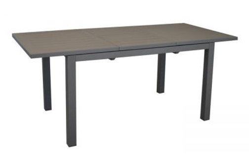 Table Alumii 180 'Taupe'