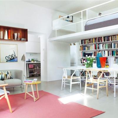 Apartamento ganha um novo dormitório