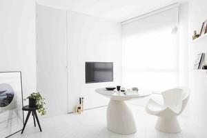 Branco para renovar e ampliar os espaços