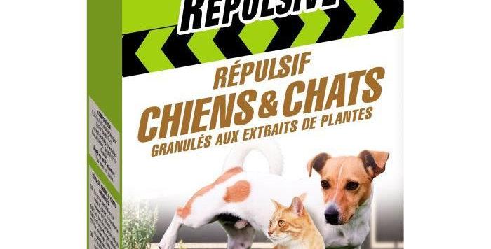 Répulsif Chiens et Chats 400g Barrière répulsive