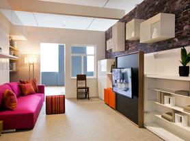 Transformando os apartamentos nova-iorquinos