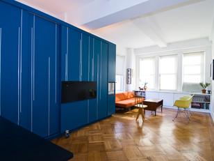 Pequeno apartamento feito para festas