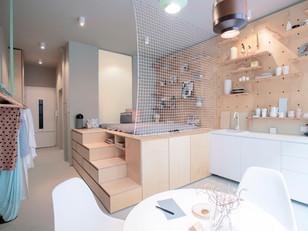 Apartamento para viajantes
