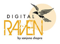 Digital Raven Logo