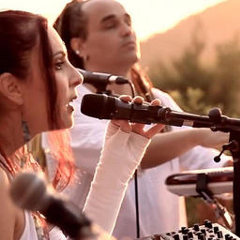 Yoga du son et chant thérapeutique de mantras avec Swann en Live