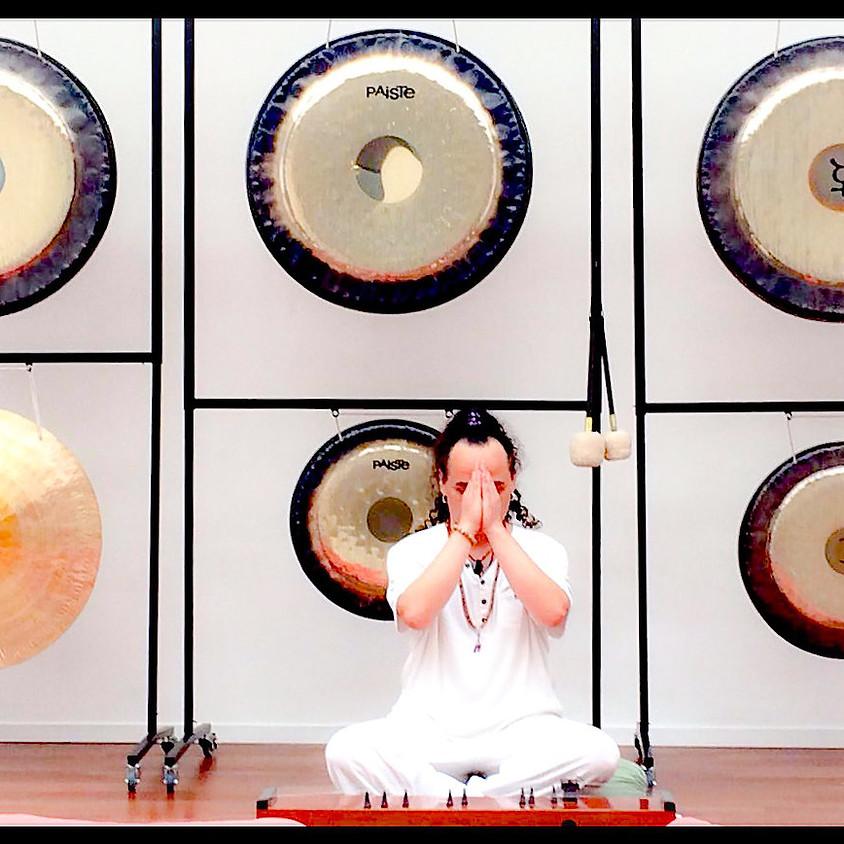 Gong Bath - Méditation Sonore