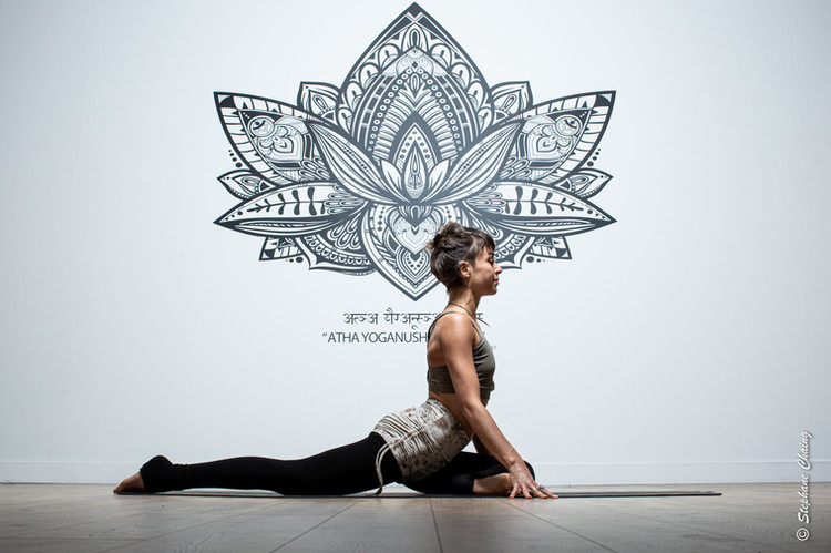 Formation Yin Yoga