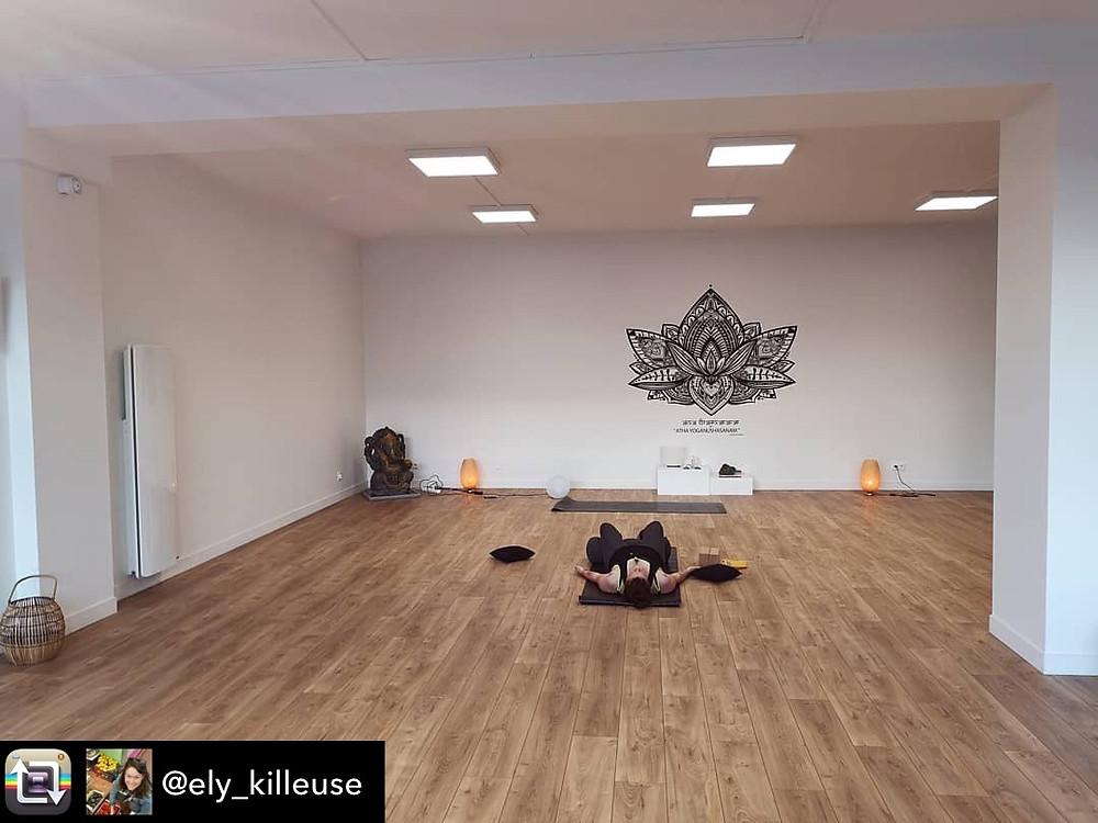 Ely Killeuse chez Fun&Yoga