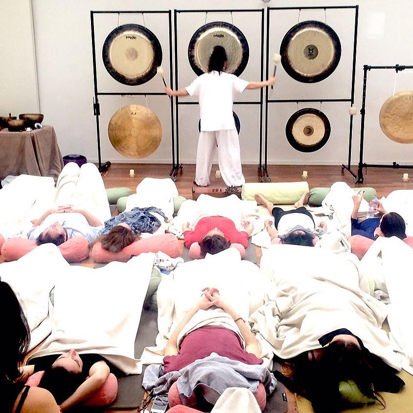 Gong Bath - Méditation Sonore avec Swann