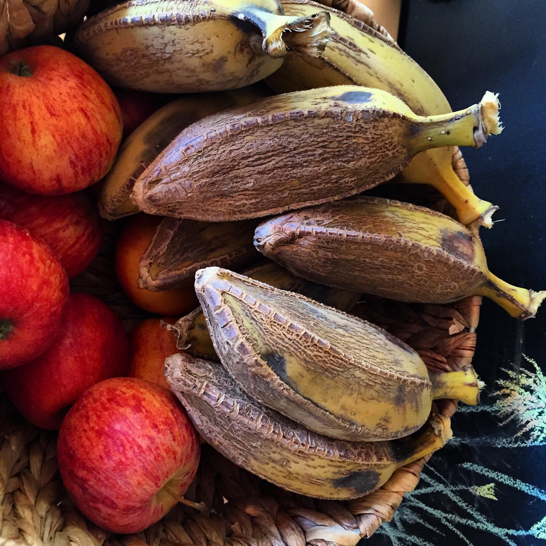 Banane-pommes