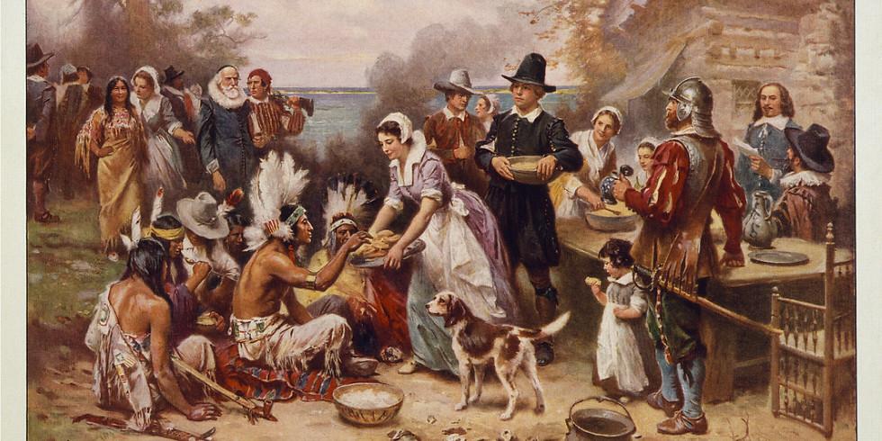 Thanksgiving Fellowship Feast