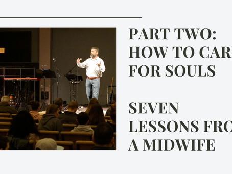 Soul Care Part 2: Lessons 1-4