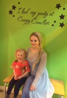 Elsa Creepy Crawlies 2