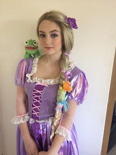Rapunzel Creepy Crawlies 1