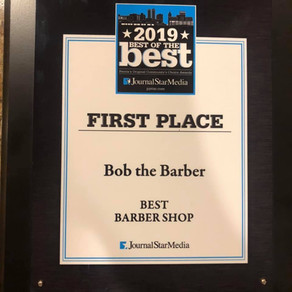 Barber's Best 1st Place 2019