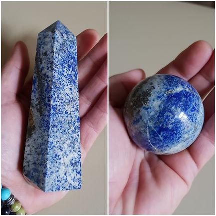 Lapis Lazuli - Stéphane LETELLIER