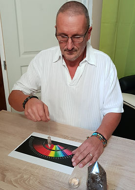 Stéphane LETELLIER - Magnétiseur/Radesthésiste