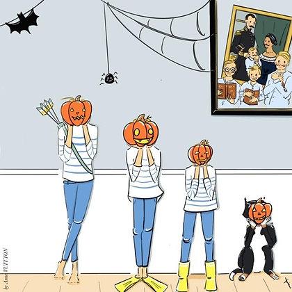 Halloween 1(papier)