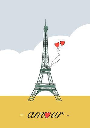 Paris- love