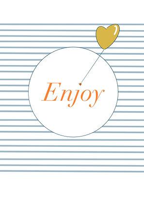 Enjoy (card)