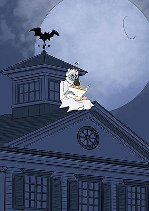 Halloween bedtime story