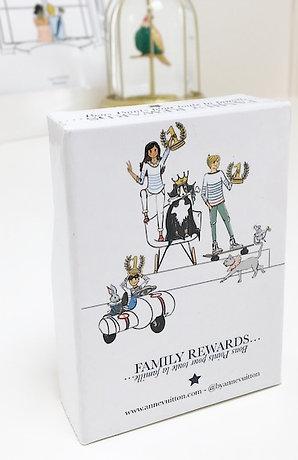 Family Rewards : The Box