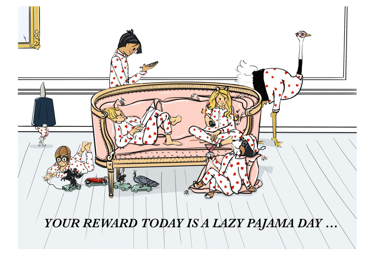 Reward card recto
