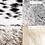 Thumbnail: The Petite Luna - Clay & Hair on Hide