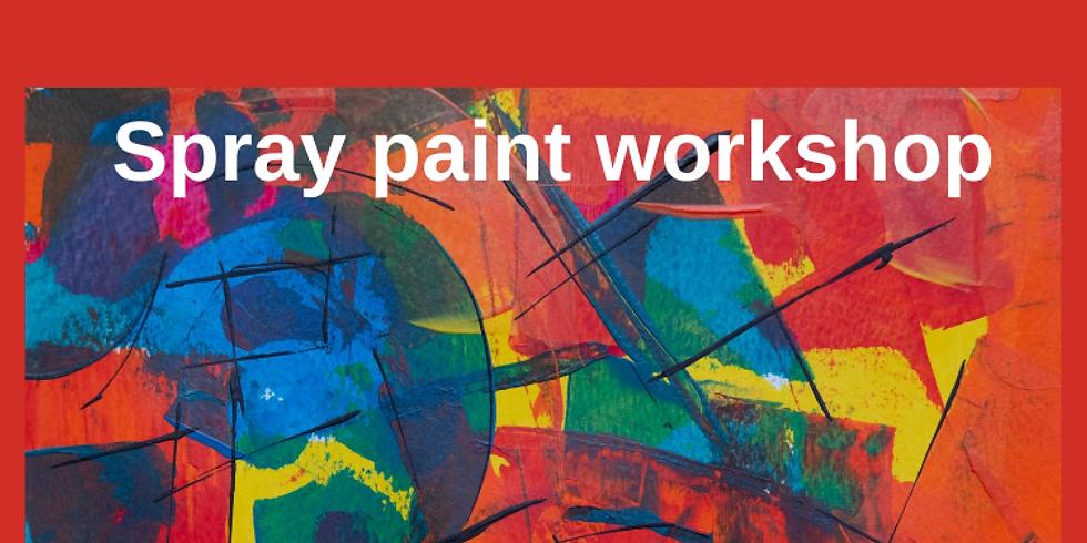 Spray Paint Workshop