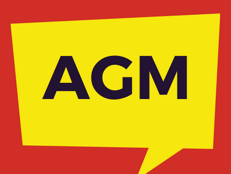 NOTICE OF our Annual General Meeting