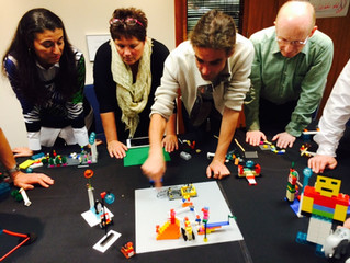 LEGO SERIOUS PLAY en het drama van de digitale transformatie