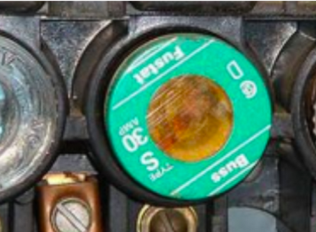 ARE YOU JUST 'STICKING A PENNY IN THE FUSEBOX'?