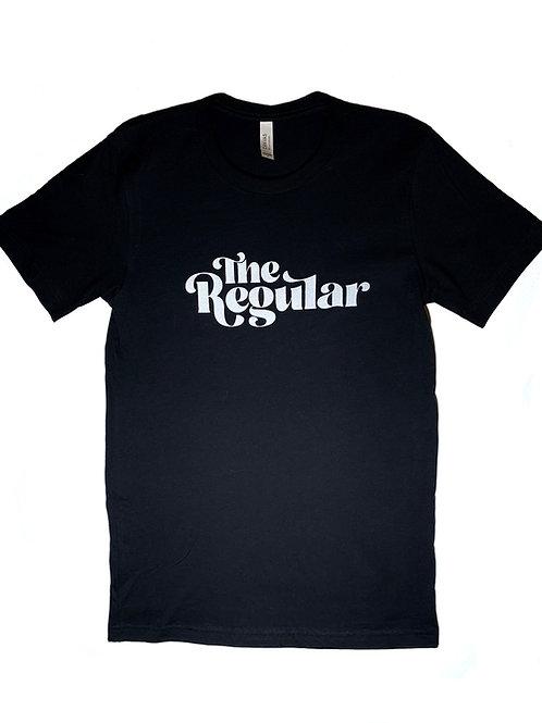 The Regular Classic Black T-Shirt