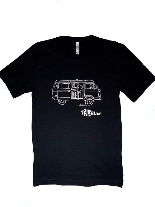 Van Black T-Shirt