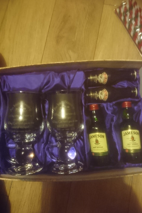 Irish Coffee Gift Set