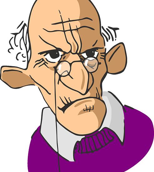 Styrs du av Mr Grumpy?