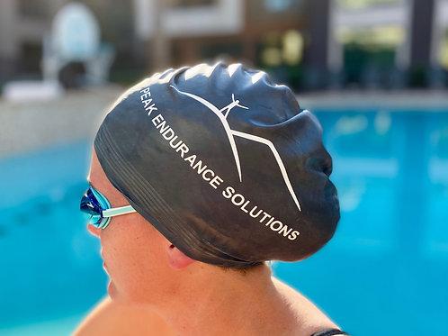 Latex Swim Cap - 2019 Black