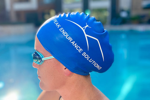 Latex Swim Cap - 2020 Blue