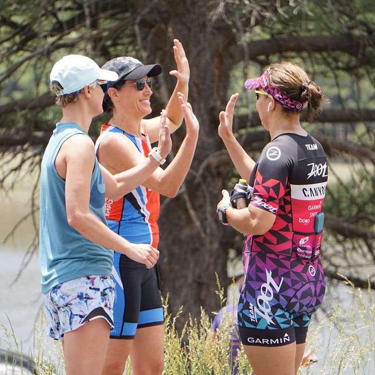 3rd Annual Tri in the Pines: One-Day Training Escape for Charity