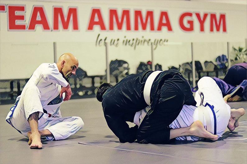 Brazilian Jiu Jitsu Coaching