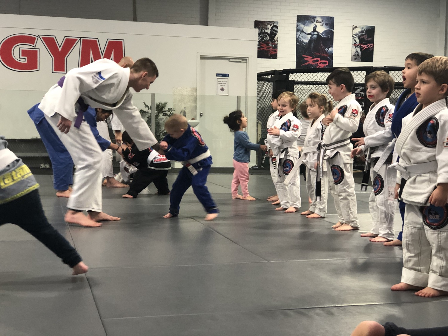 Junior Brazilian Jiu Jitsu