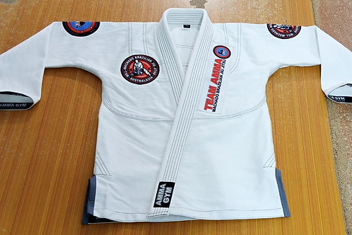 KIDS AMMA GYM Brazilian Jiu Jitsu Uniform