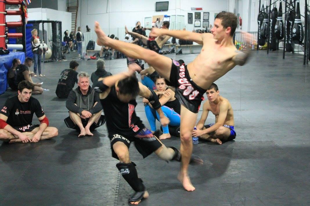 Muay Thai Intermediate