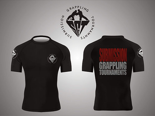 #SGTPERTH SUBMISSION GRAPPLING TOURNAMENT T-SHIRT