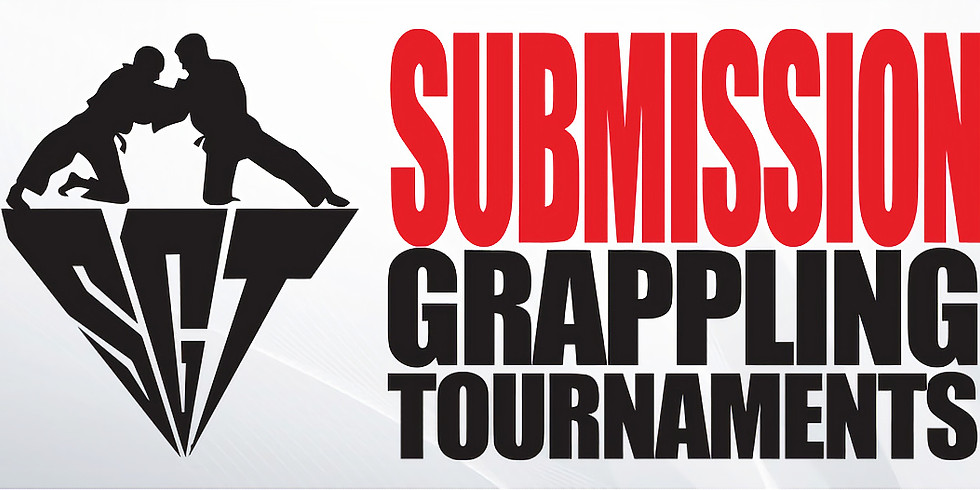 SGT WHITE BELT SUBMISSION ONLY TOURNAMENT