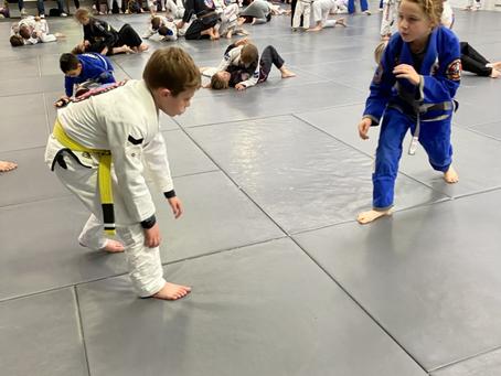 Kids Brazilian Jiu Jitsu Comp Team