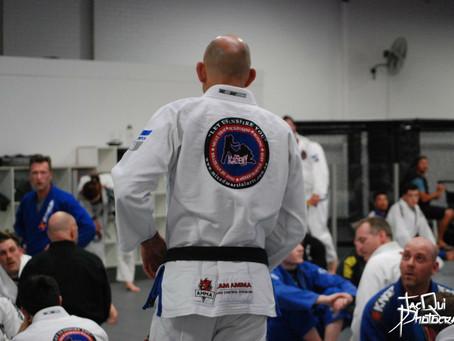October Brazilian Jiu Jitsu Gradings