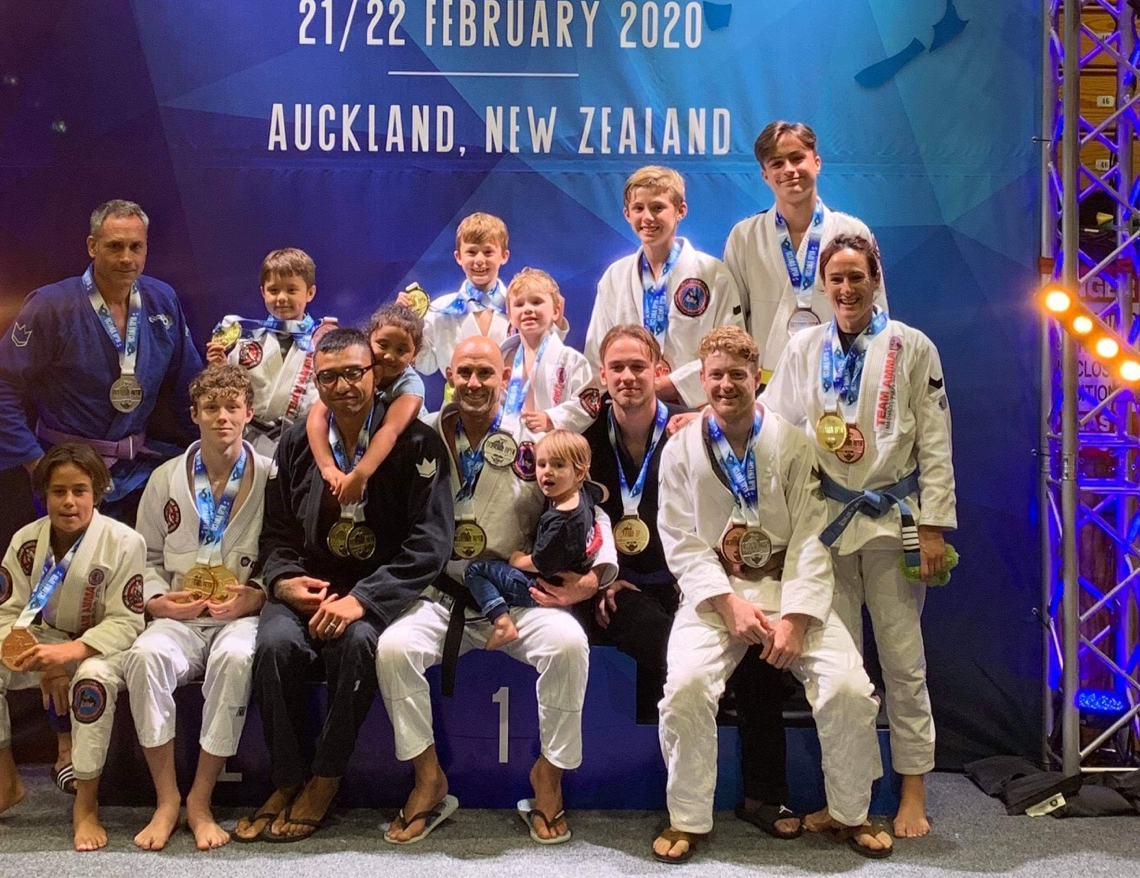 BJJ KIDS COMPETITION TEAM