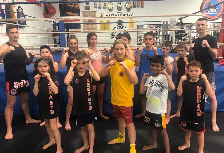 MUAY THAI - All Ages