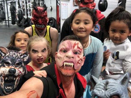 Kids Halloween at AMMA